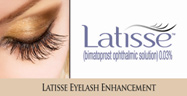 Latisse Eyelash Enhancement