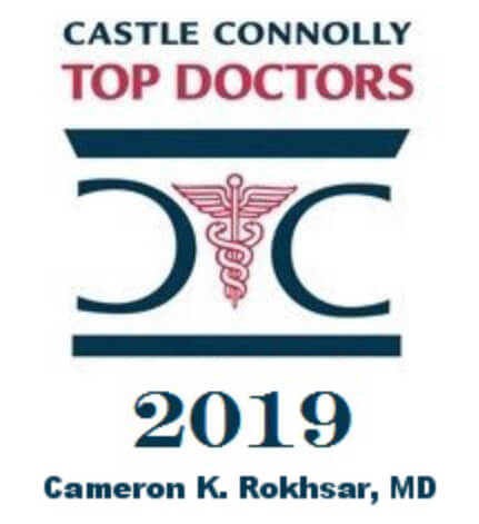 Castle Connolly TOP DOCTORS 2019 - Cameron Rokhsar, MD