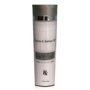 Dr. Rokhsar's RA Cream 0.025 - $95
